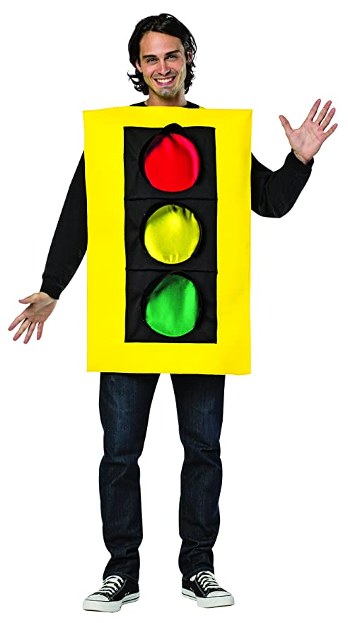 Rasta Imposta Men's Traffic Light Tunic, Yellow, One Size