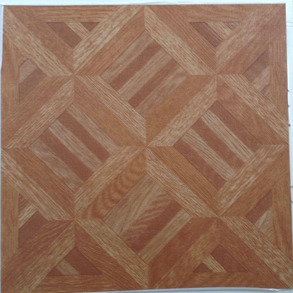 Adhesive Vinyl Tile Flooring