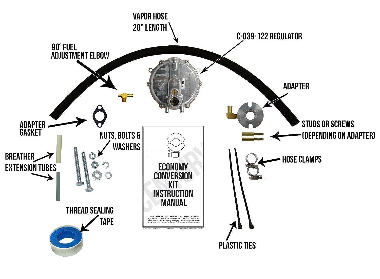 Generator Propane Conversion