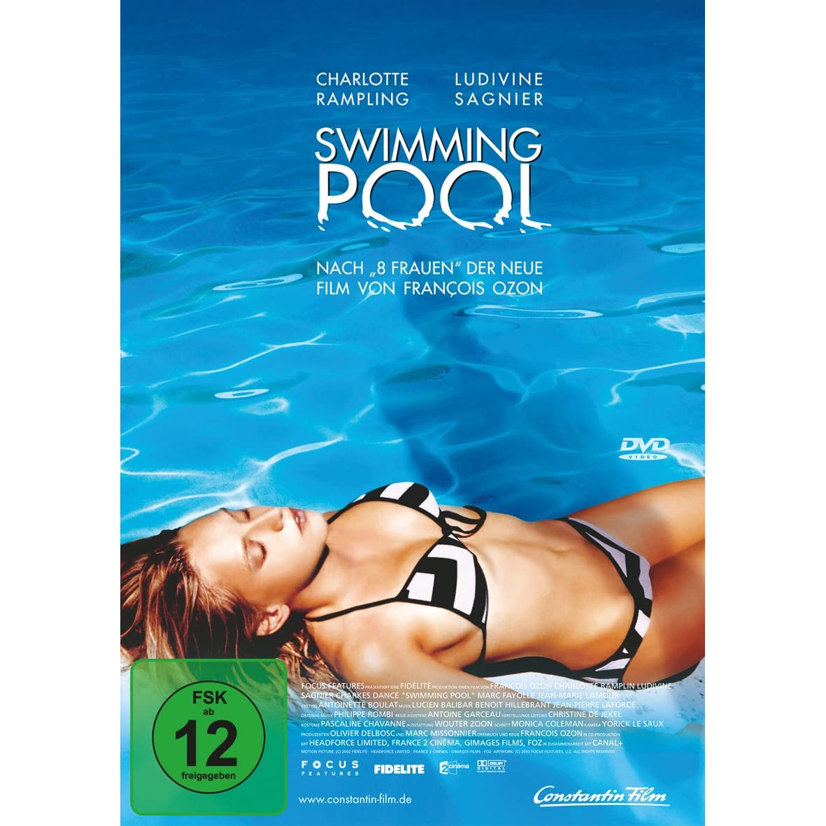 Swimming Pool [DVD]; ca. 10 Euro
