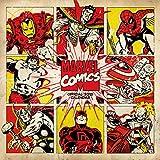 Official Marvel Retro Classic Calendar 2015 (Calendars 2015)