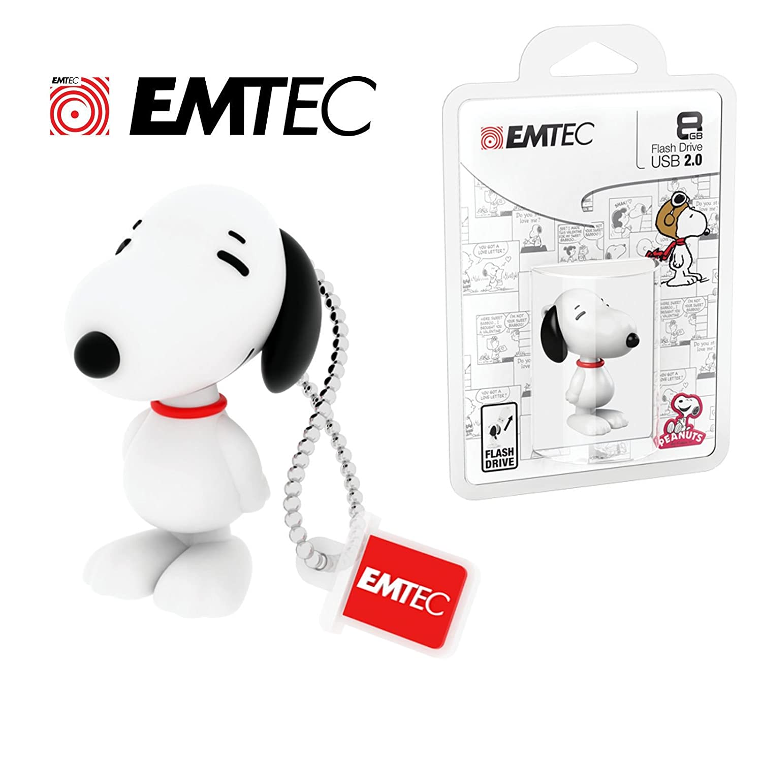 Snoopy 8gb USB Flash Drive