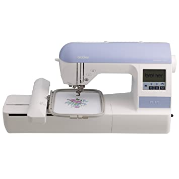 Brother PE770 Embroidery Machine of the Year 2016 - Review