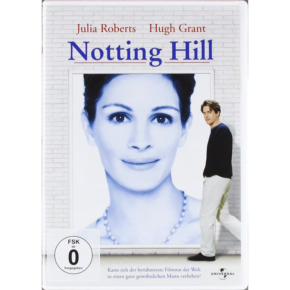 Notting Hill [DVD]; ca. 8 Euro