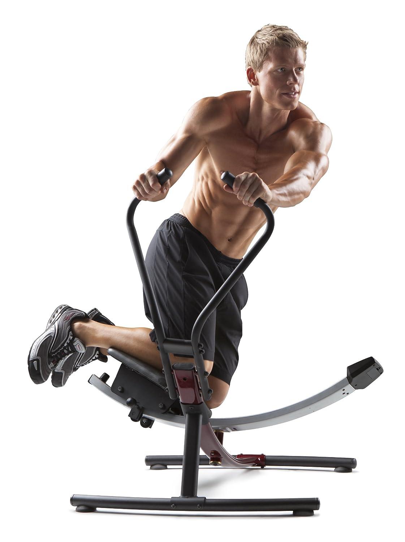 Ab Glider Home Gym Exercise Equipment Abdominal Crunch
