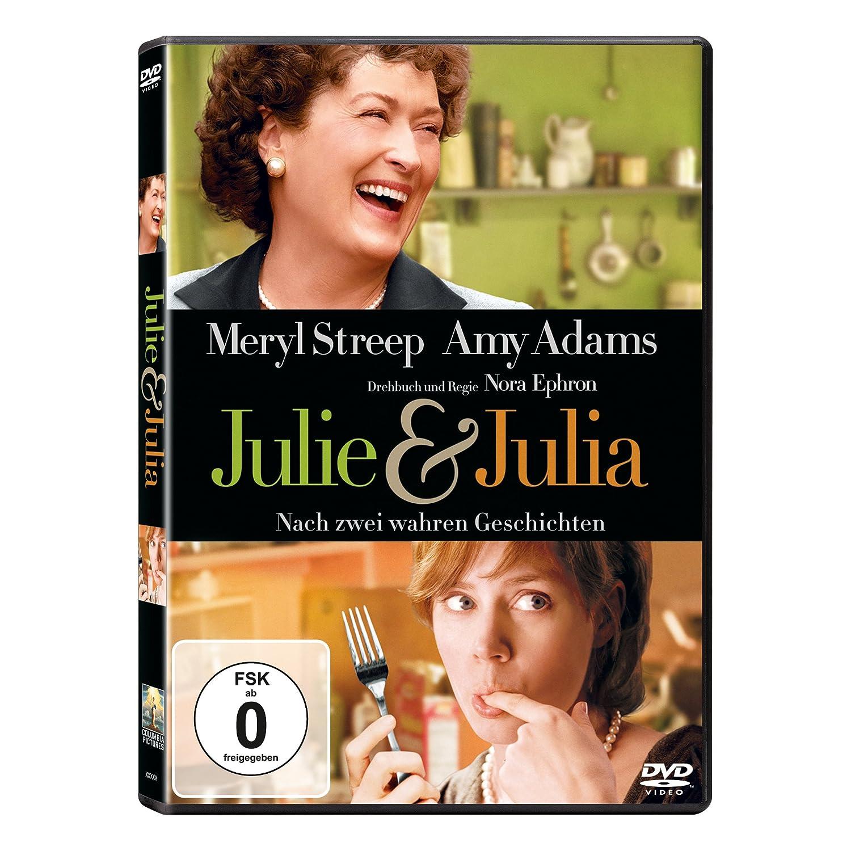 Julia & Julia [DVD]; ca. 8 Euro