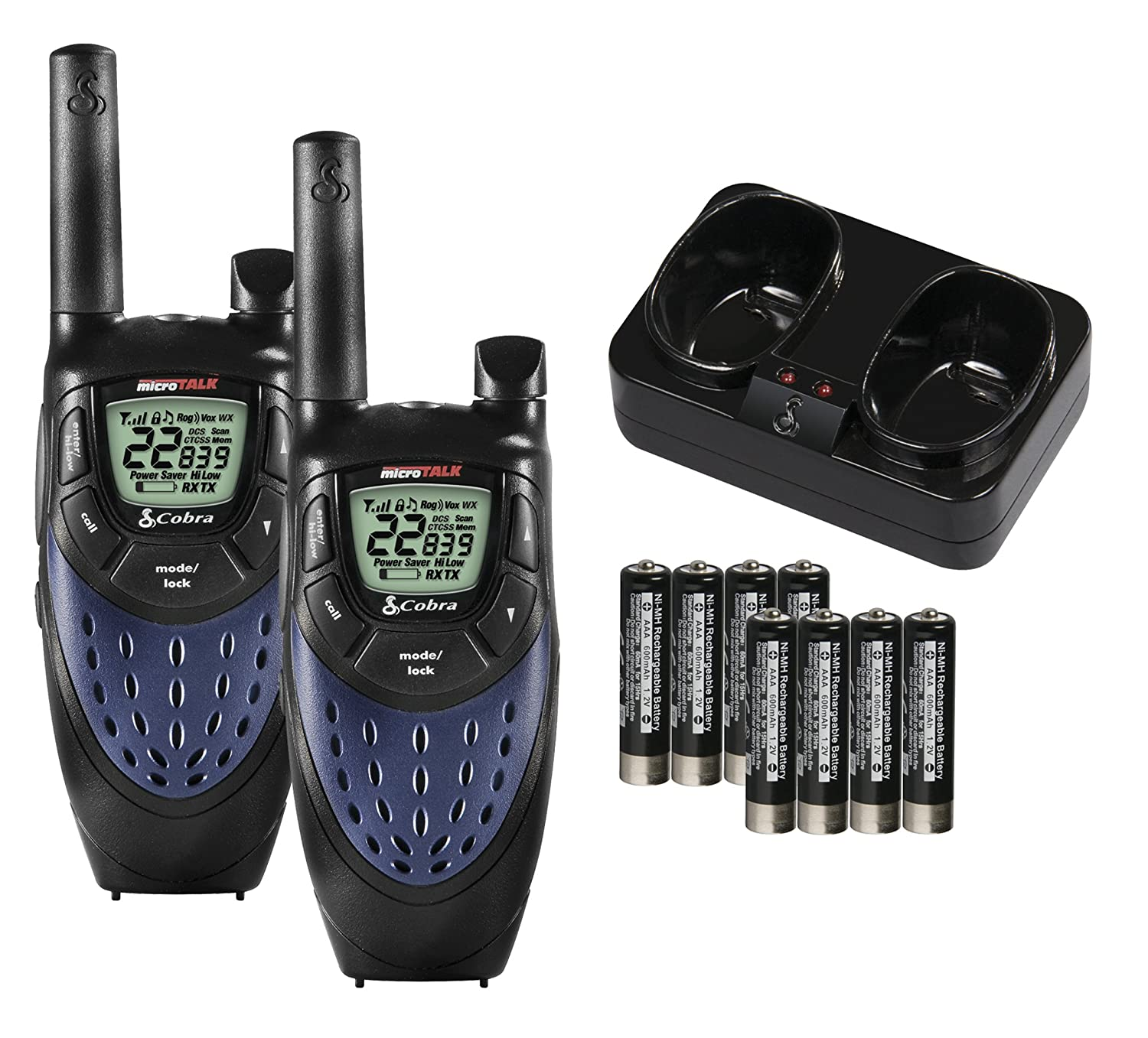 Amazon.com: Cobra Walkie-Talkies Two way communication for helping back into spots, or even communicate on a hike are pretty essential RVing gear!