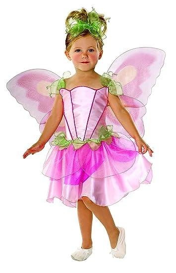 Let's Pretend Child's Springtime Fairy Costume with Wings, Medium