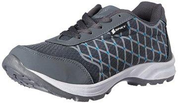 Spiky Men's Grey Boating Shoes - 9 UK/India (43 EU)(SPS8003)