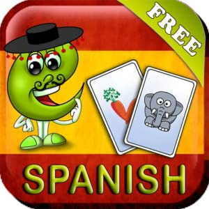 Spanish Baby Flashcards - Kids learn Spanish quick with pictures and sounds
