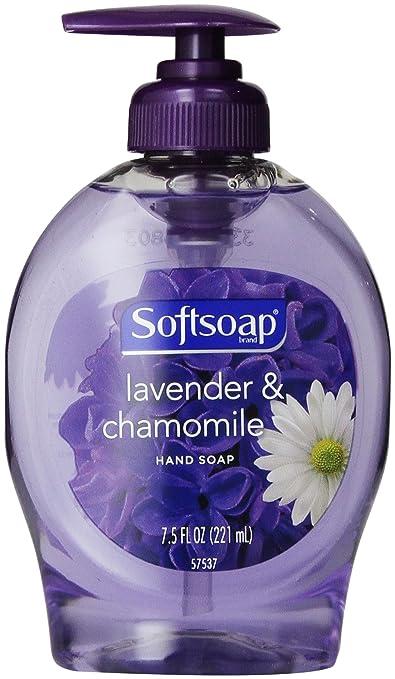 Softsoap Hand Soap, Lavender & Chamomile, 7.5 Fl Oz