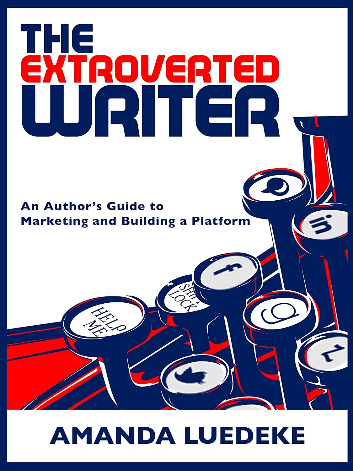 The Extroverted Writer Book Cover