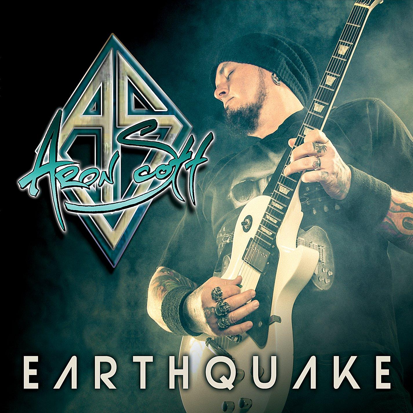 ARON SCOTT Earthquake