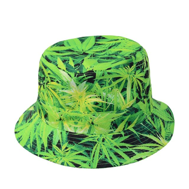the Marijuana Bucket Hat