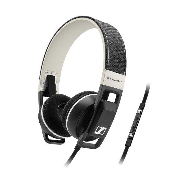 Sennheiser Urbanite On-Ear Headphones - Black