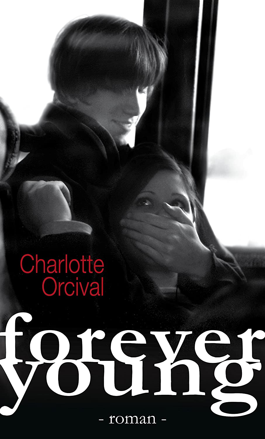 Couverture forever young charlotte orcival