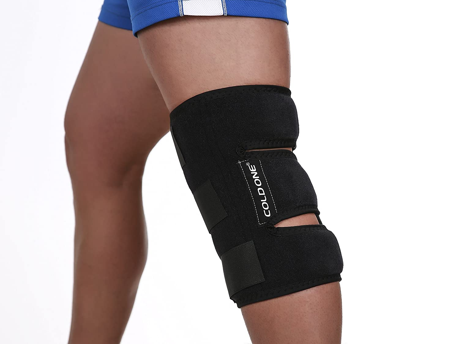 Cold One Knee Ice Pack + Compression