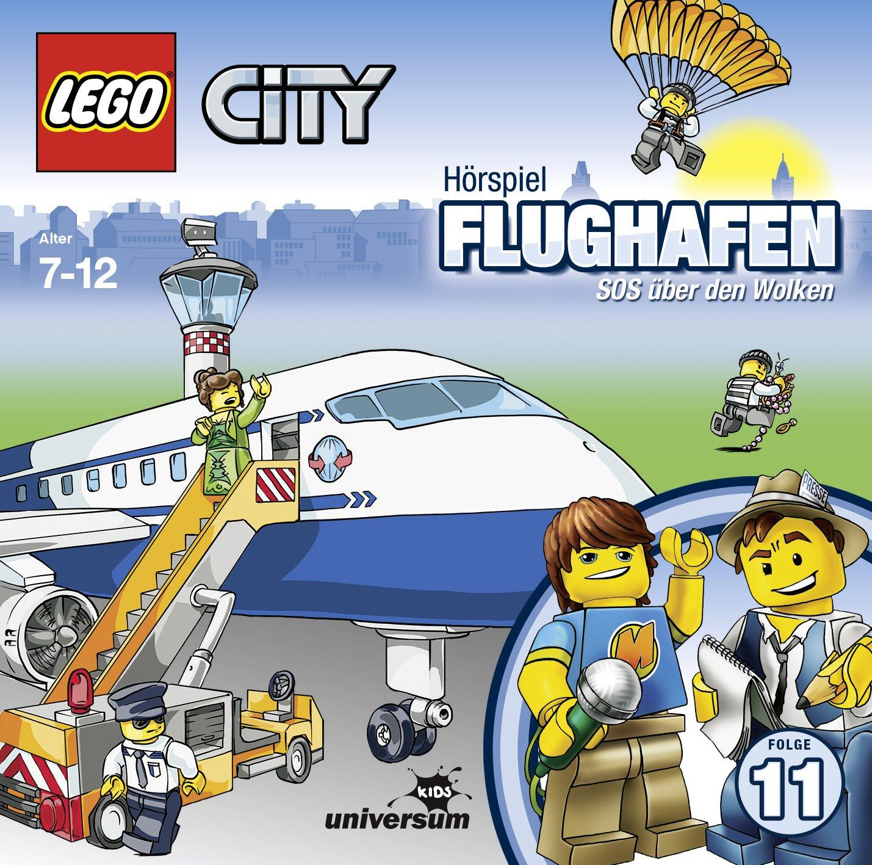 Lego City (11) SOS über den Wolken (Universum)