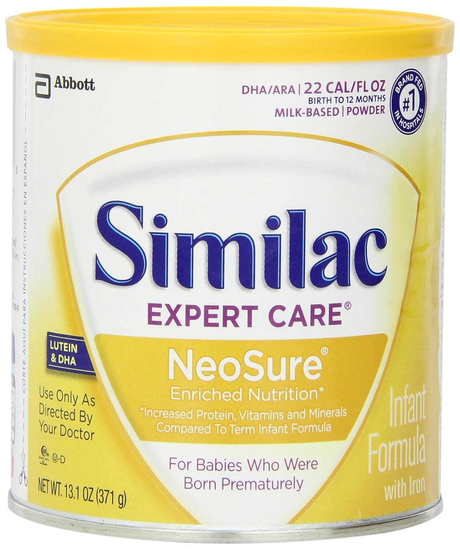 4 Cans Similac Soy Formula