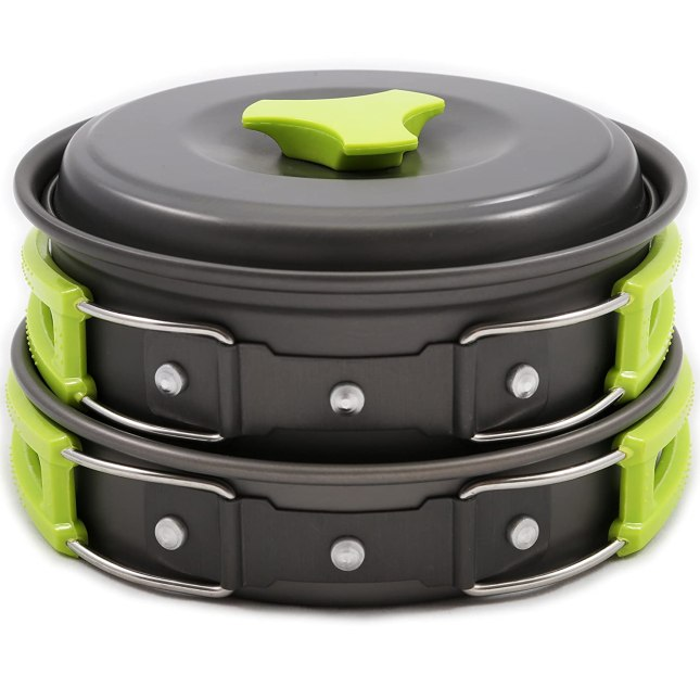 best backpacking cookware 7