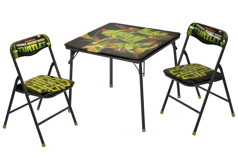 Teenage Mutant Ninja Turtles Table and Chair Set