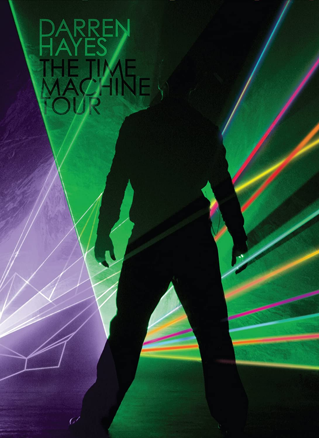 DARREN  HAYES The Time Machine Tour
