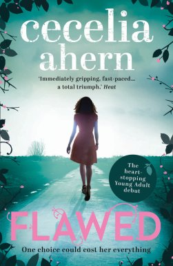 Image result for flawed by cecelia ahe