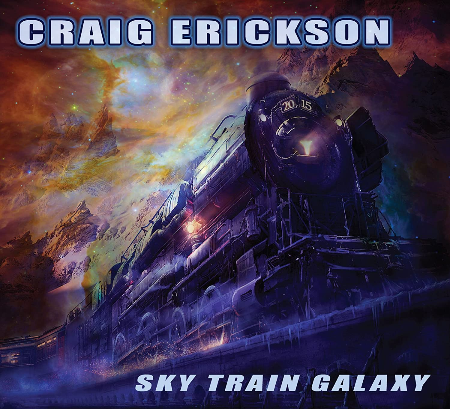 CRAIG ERICKSON Sky Train Galaxy