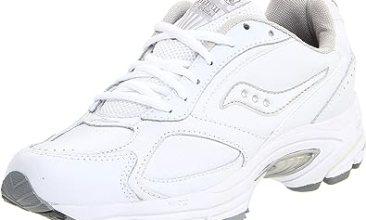 Saucony Women's Grid Omni Walker Walking Shoe