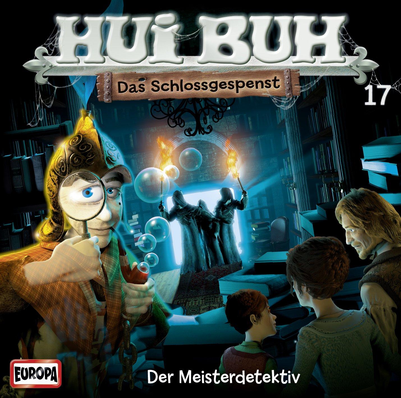 Hui Buh (17) Der Meisterdetektiv (Europa)