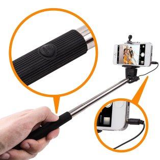 Movoja Selfie Stick Auslösefunktion