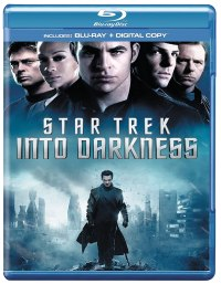 Star Trek Into Darkness on Blu-ray