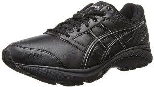 Asics Men's Gel-Foundation Walker 3 (4E) Walking Shoe,Black/Onyx/Silver,6 4E US