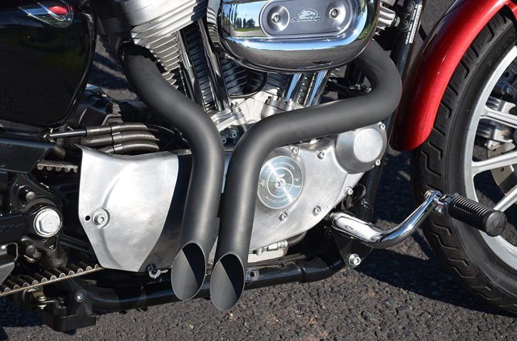 DHC SPORTSTER EXHAUST