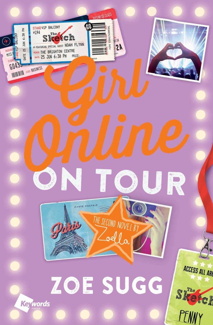 Zoe Sugg - Girl Online epub book