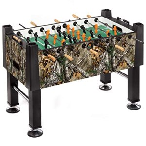 carrom REALTREE XTRA Signature Foosball Table