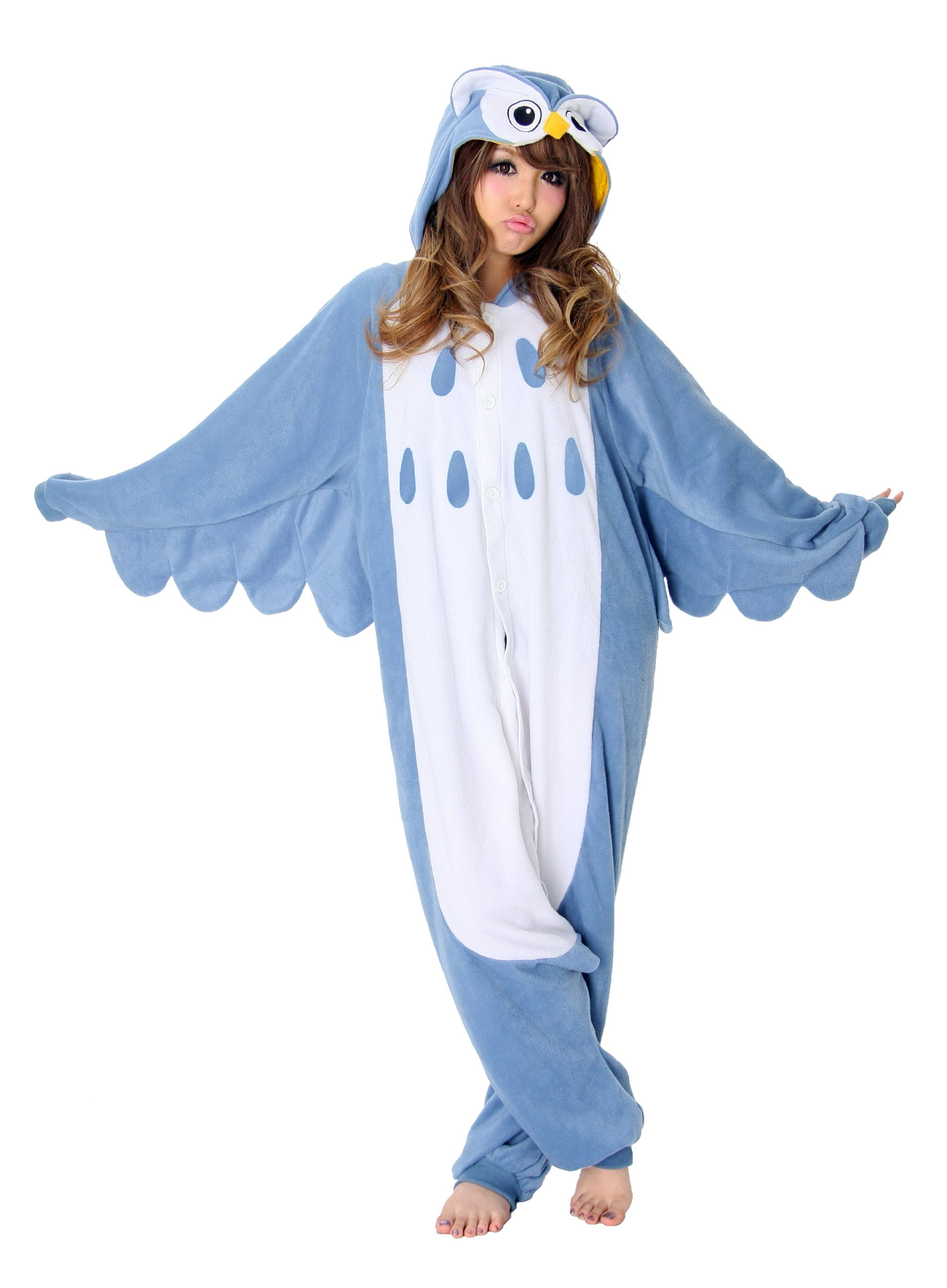 Sazac Owl Kigurumi (All Ages Costume)