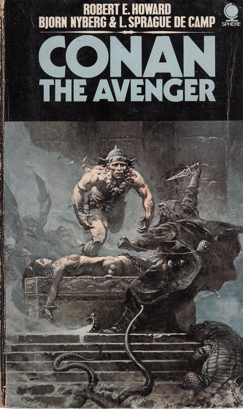 Conan the Avenger by Robert E. Howard