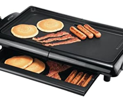 The 5 Best Electric Griddle Options & How To Choose One (2019 Edition) 5