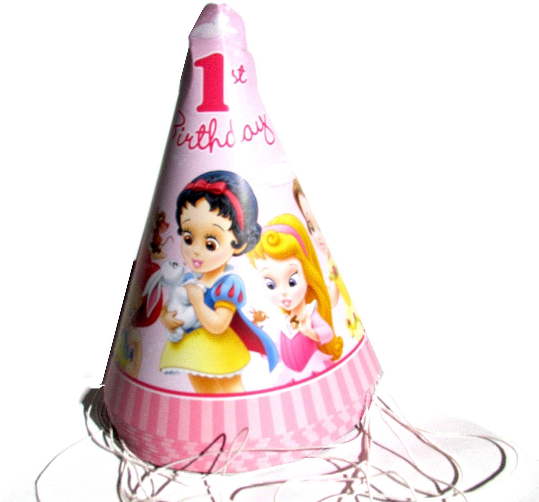Disney Babies Princess 1st Birthday Party