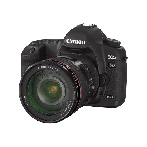 Canon Digital SLR Camera EOS 5D Mark II + EF24-105 Kit