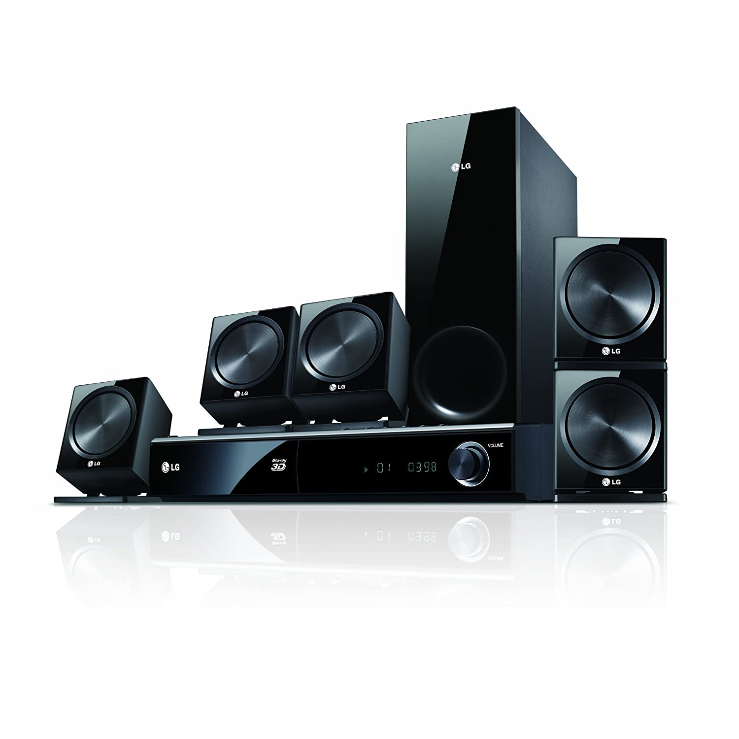 Rca 5 Disc Home Theater