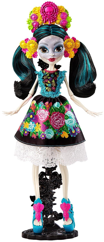 amazon exclusive monster high skelita doll - Skelita Calaveras Halloween Costume