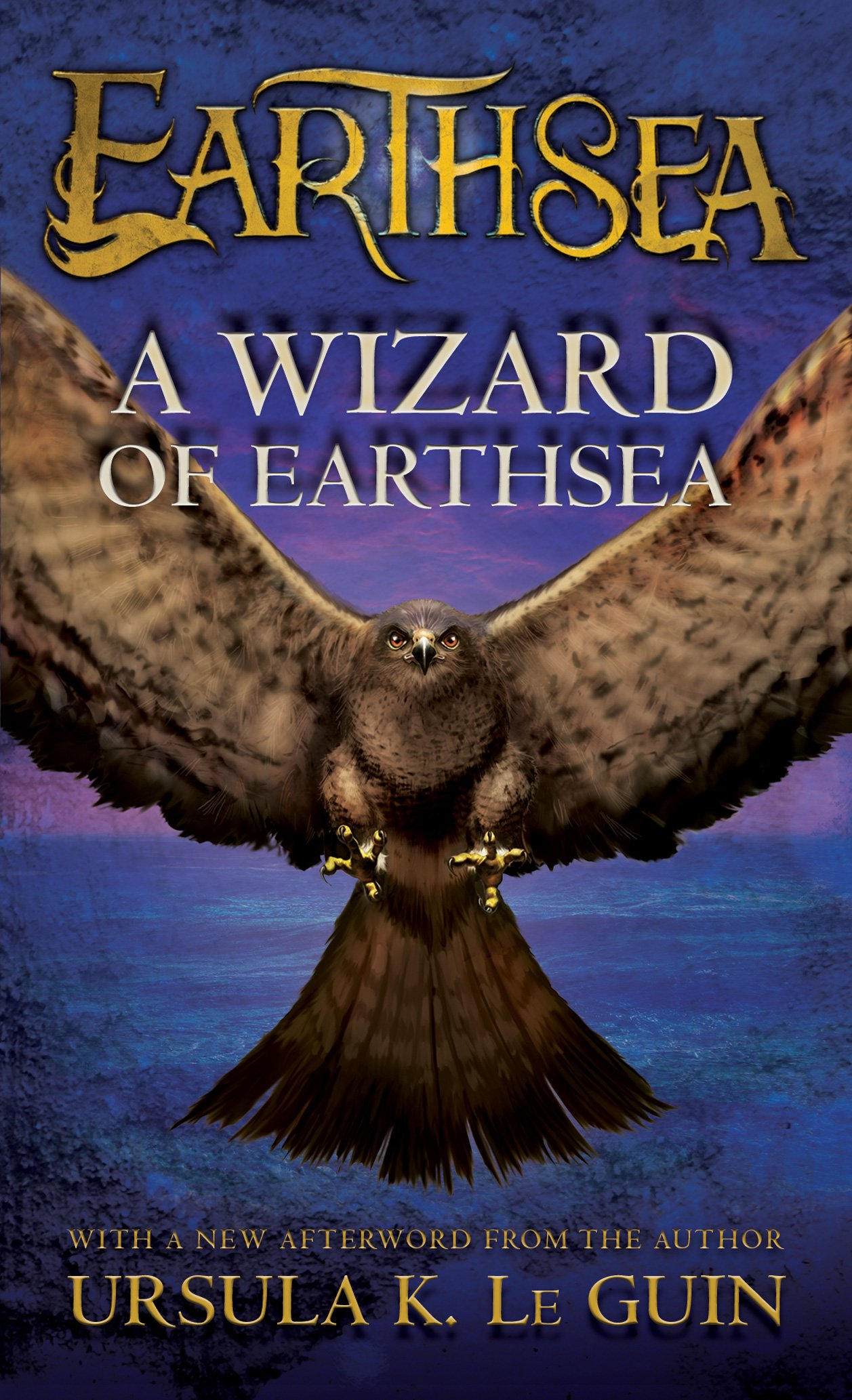 A Wizard of Earthsea, by Ursula K. Le Guin