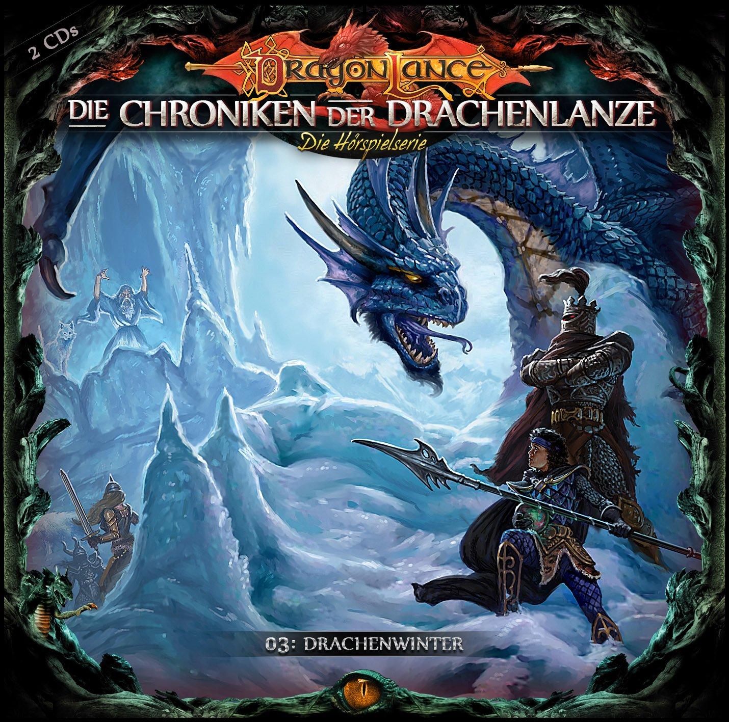 Die Chronik der Drachenlanze (3) Drachenwinter (Holysoft)