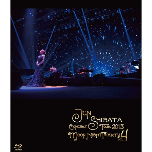 [ISO / Blu-ray] Jun Shibata 柴田淳 – 柴田 淳 Jun Shibata Concert Tour 2013 Moon Night Party Vol.4 (Download)[2013.12.11]