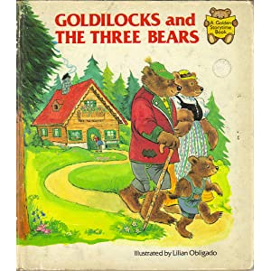 Goldilocks and the Three Bears (Golden Storytime Book)