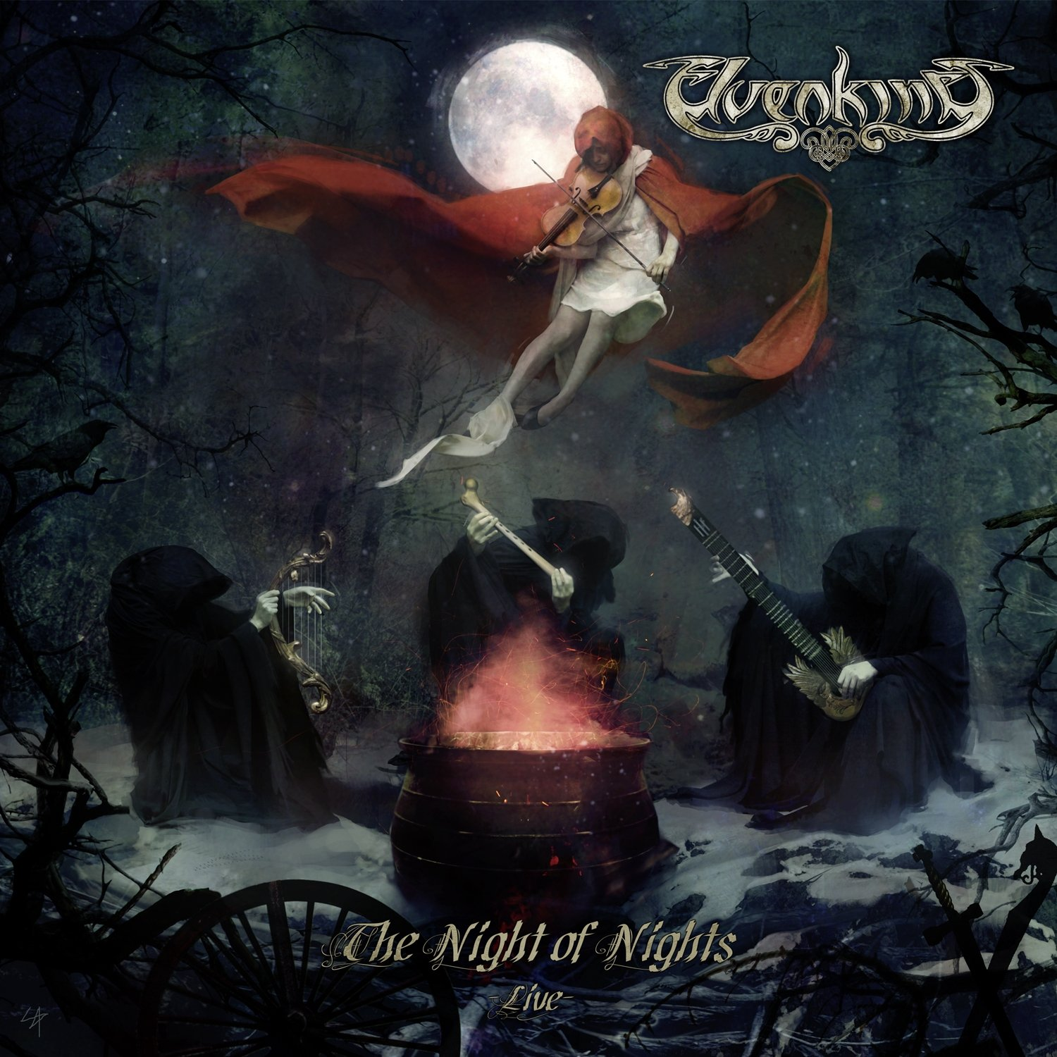 ELVENKING The Night Of Nights