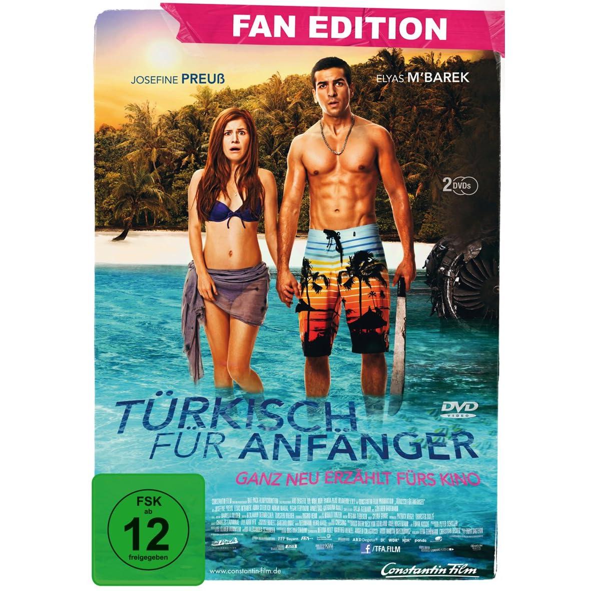 Türkisch für Anfänger, DVD, Fan Edition, ca. 19 Euro