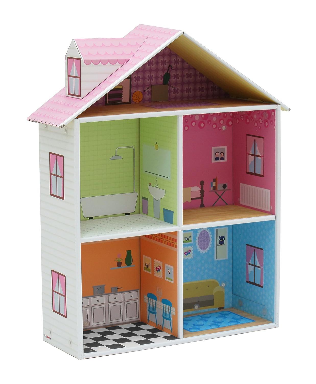 35 ideas para hacer una casita de mu ecas entre for Muebles bonitos sl